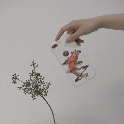 KOI MASCOT CASE - WHITE - NIKKIN PLASTIC
