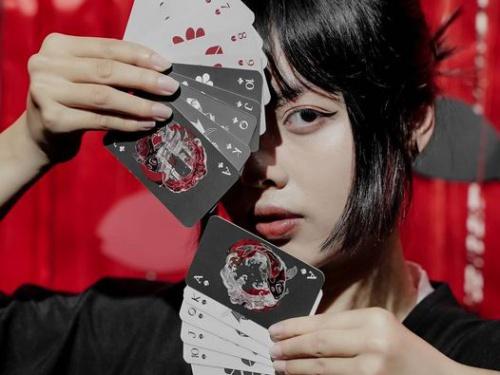 SECRET BOX LIMITED EDITION : NISHI POKER - TẶNG BẠN