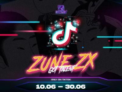 ZUNE.ZX GOT TALENT
