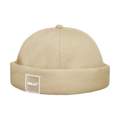 DOCKER HAT - NUDE