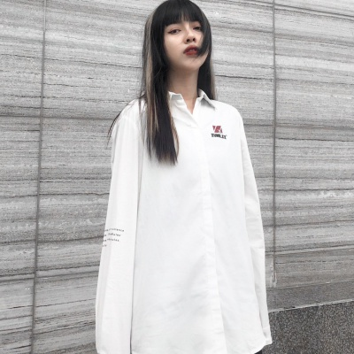 MINIMALIST SHIRT - WHITE