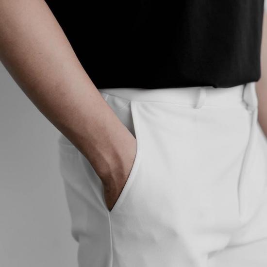 SURA PANT - WHITE