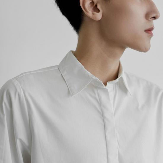 KIMI SHIRT - WHITE