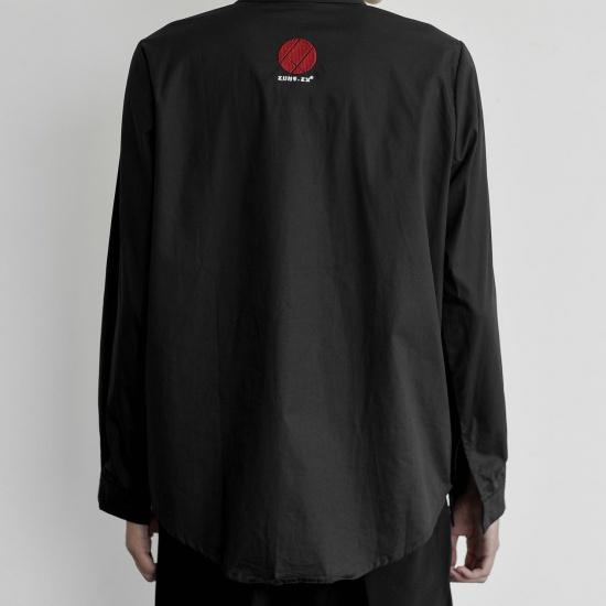 KIMI SHIRT - BLACK