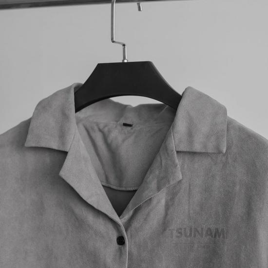 TSUNAMI SHIRT - GREY