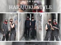 Phong cách Harajuku - từ dị, độc, lạ không thể bỏ qua khi nói đến phong cách Nhật