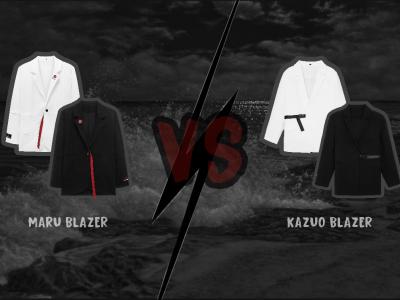 So sánh hai mẫu Blazer đơn giản được Gen Z siêu ưa chuộng suốt năm qua | Maru Blazer & Kazuo Blazer