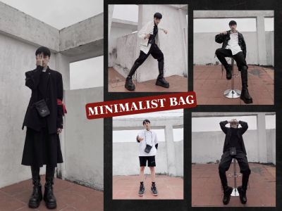 Minimalist : Món phụ kiện cần và đủ đến chiếc túi matching mọi phong cách