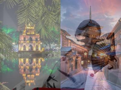 Thời trang Việt Nhật - xu hướng, sự tương đồng hay khác biệt ?