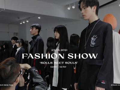 Fashion Show phong cách Nhật siêu dị với sàn runway tầng thượng