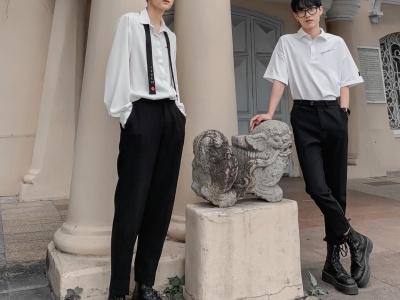Cách để có Outfit bảnh bao chỉ với một chiếc quần âu ?