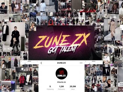 Local Brand đầu tiên cán mốc hơn 1 Triệu Followers Tiktok tại Việt Nam. Ăn may hay hành trình đầy tâm huyết của Gen Z - Gen Zune.zx ?